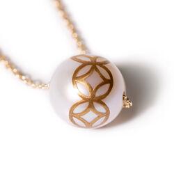 Tatcha x Karafuru Makie Pearl Necklace