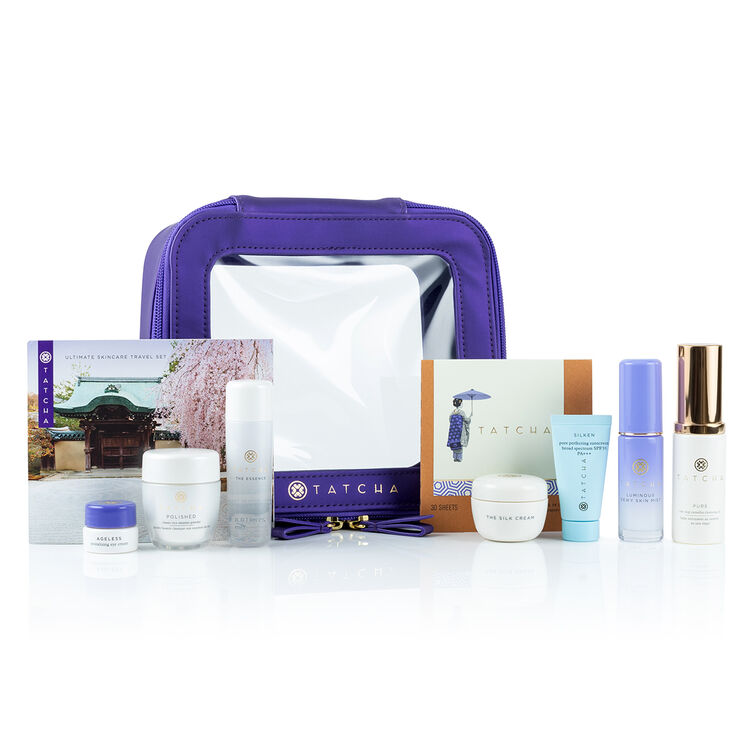 Ultimate Skincare Travel Set