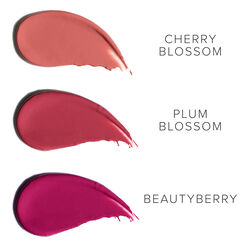 Japanese Blossoms Mini Silk Lipstick Trio