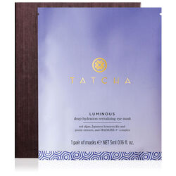 Luminous Deep Hydration Revitalizing Eye Mask