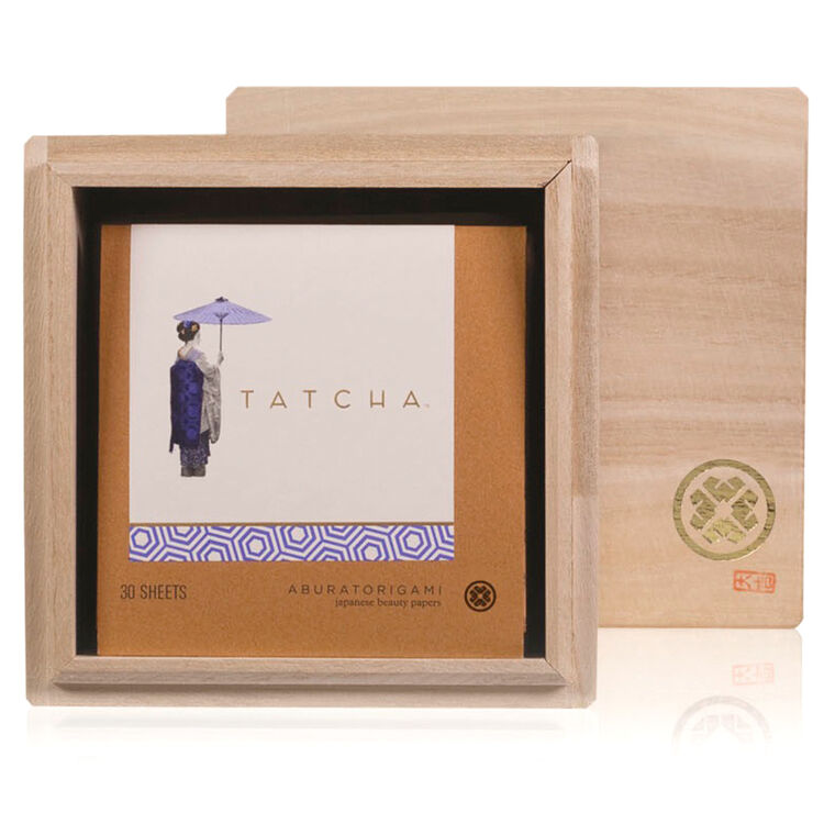 Aburatorigami Japanese Beauty Papers - 15 Pack | Tatcha