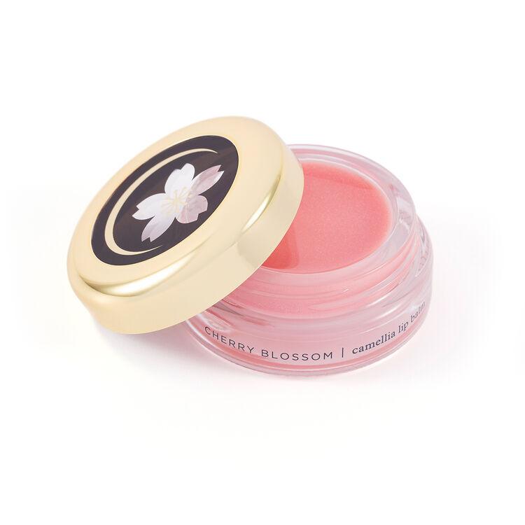 Image - Cherry Blossom Camellia Lip Balm