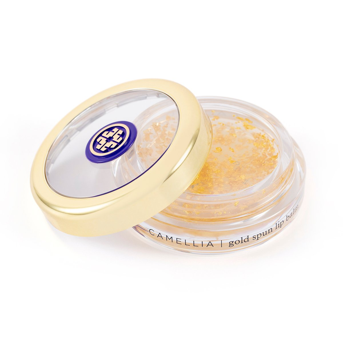 Camellia Goldspun Lip Balm Japanese Lip Treatment Tatcha