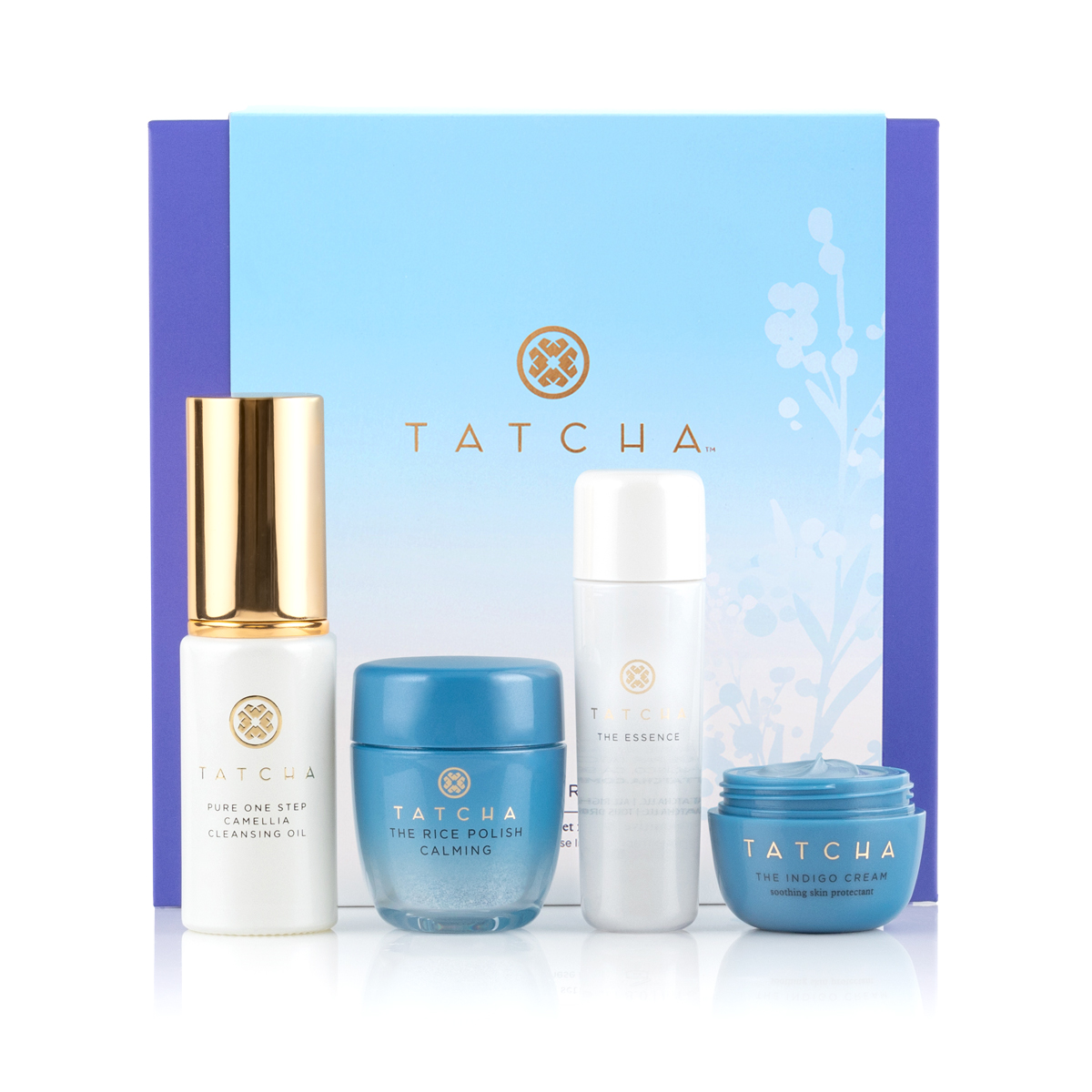 The Starter Ritual Set for Sensitive Skin | Tatcha