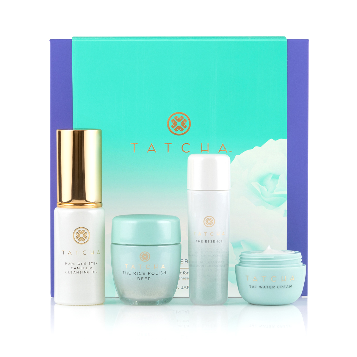 The Starter Ritual Set for Normal to Oily Skin | Tatcha