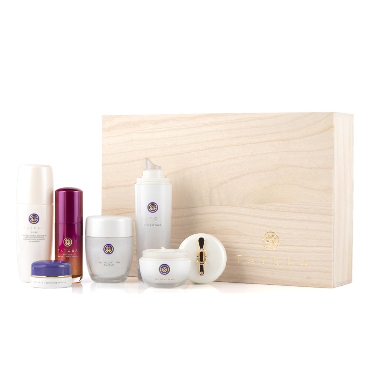 The Ritual Kiri Collection Gift Set Normal To Dry Skin Tatcha